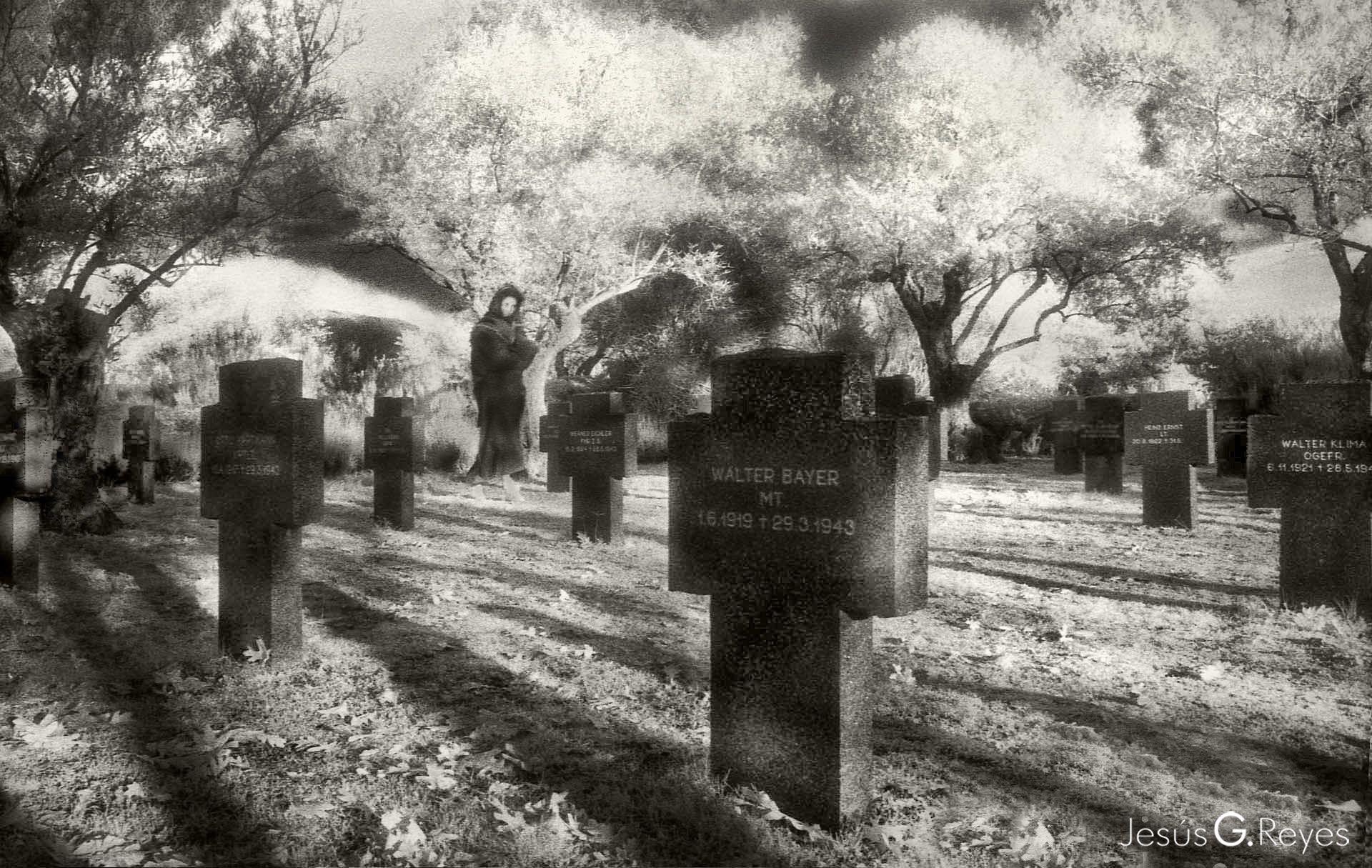 Cementerio Garganta de Olla