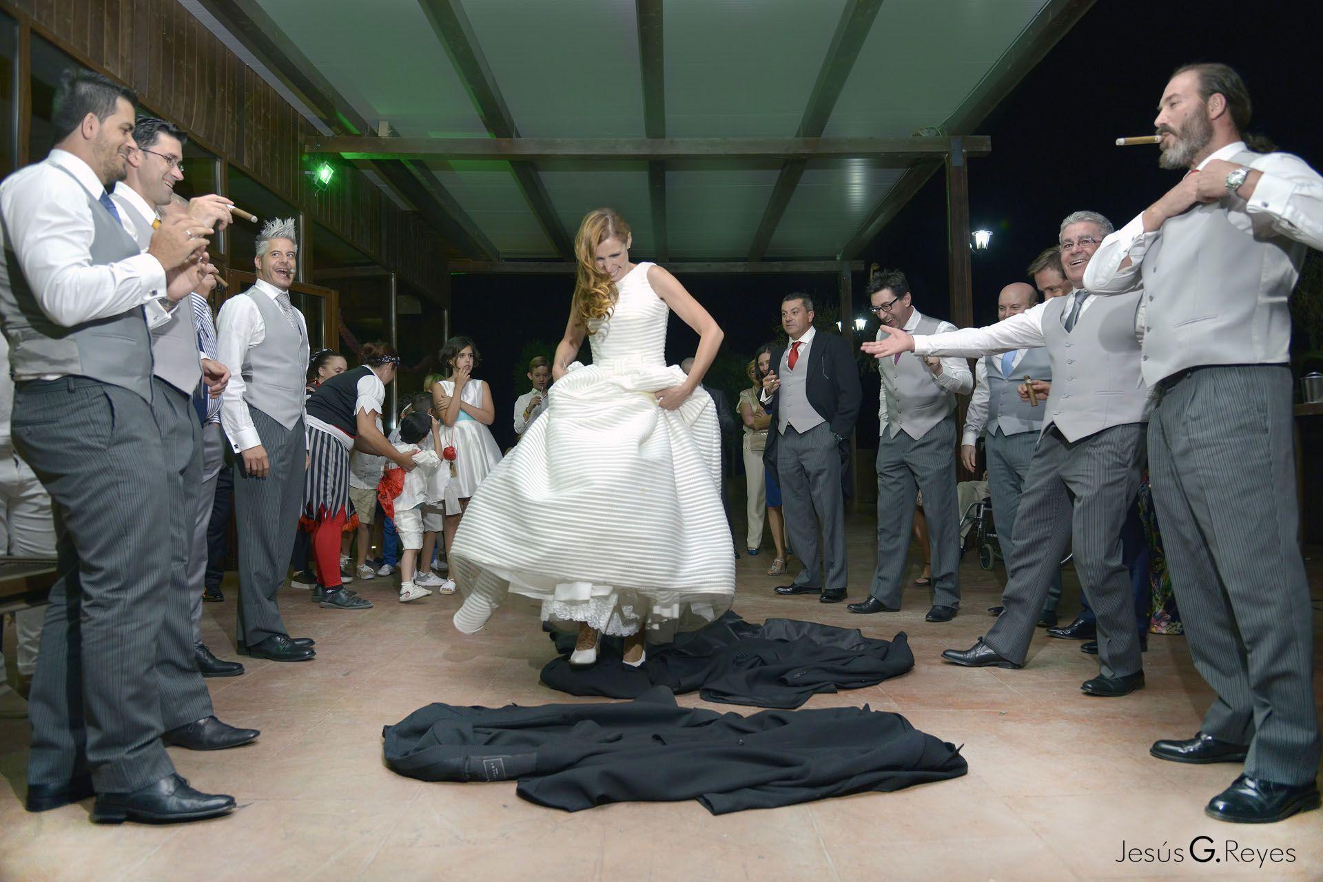 Homenaje a la novia