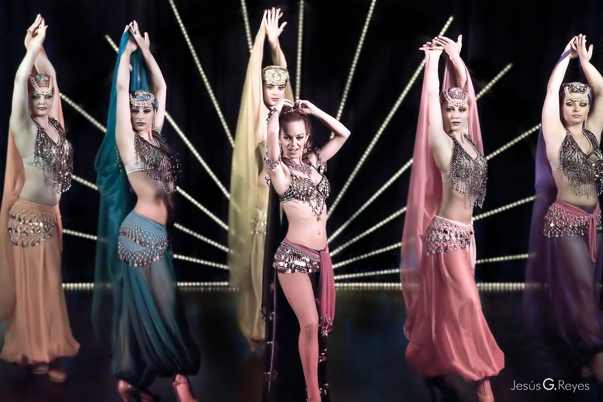 Grupo danza del vientre