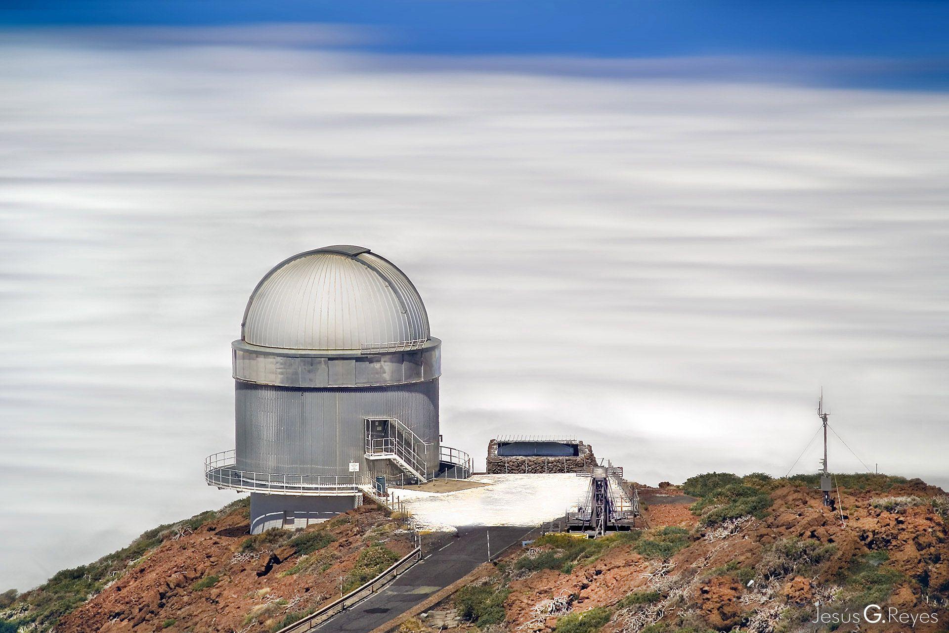 Telescopio. La Palma