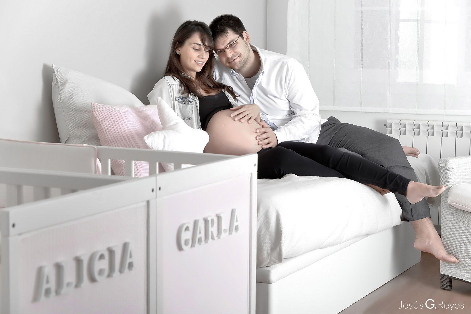 Sesión fotográfica Embarazo