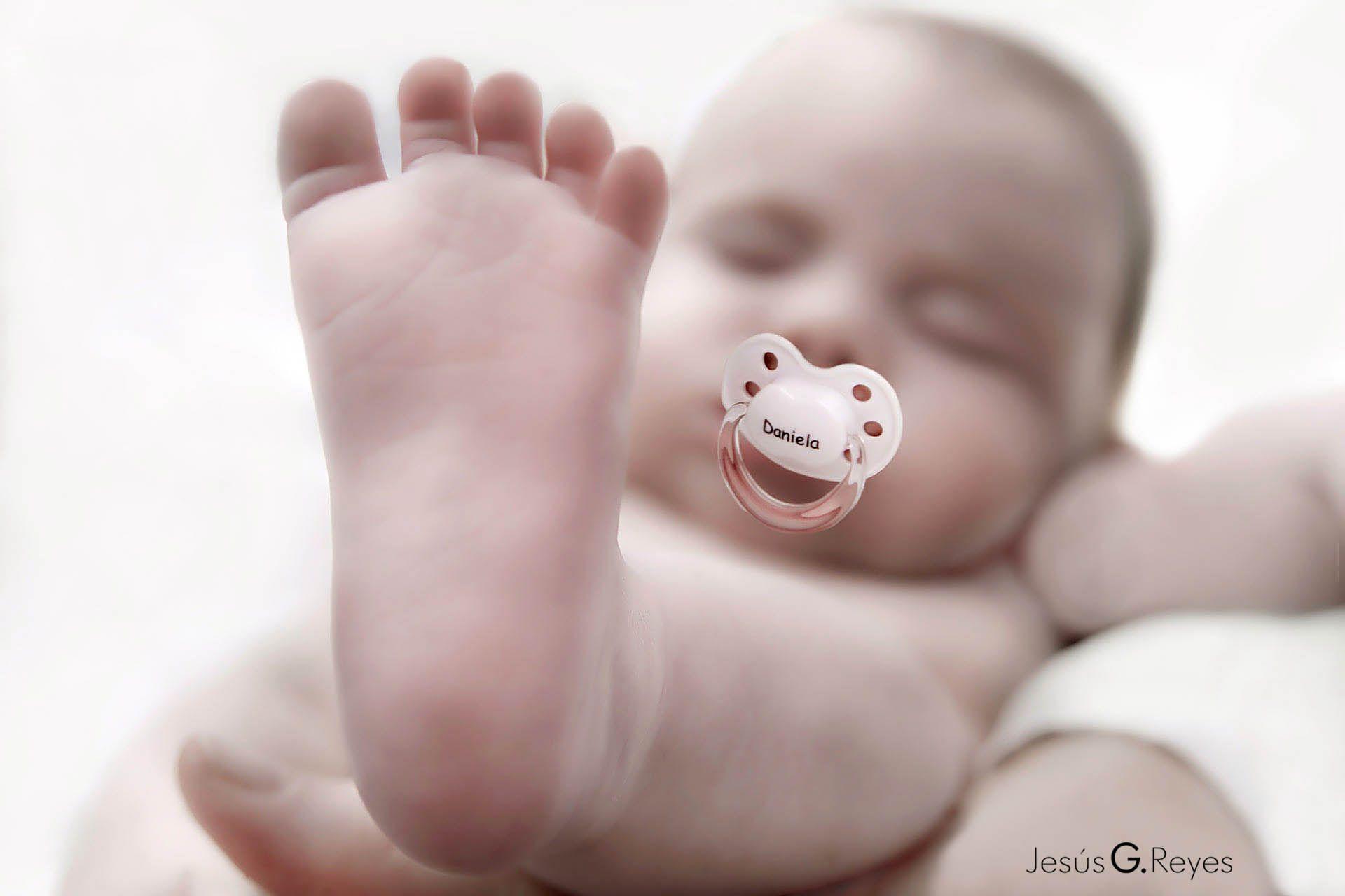 Sesión fotográfica bebés