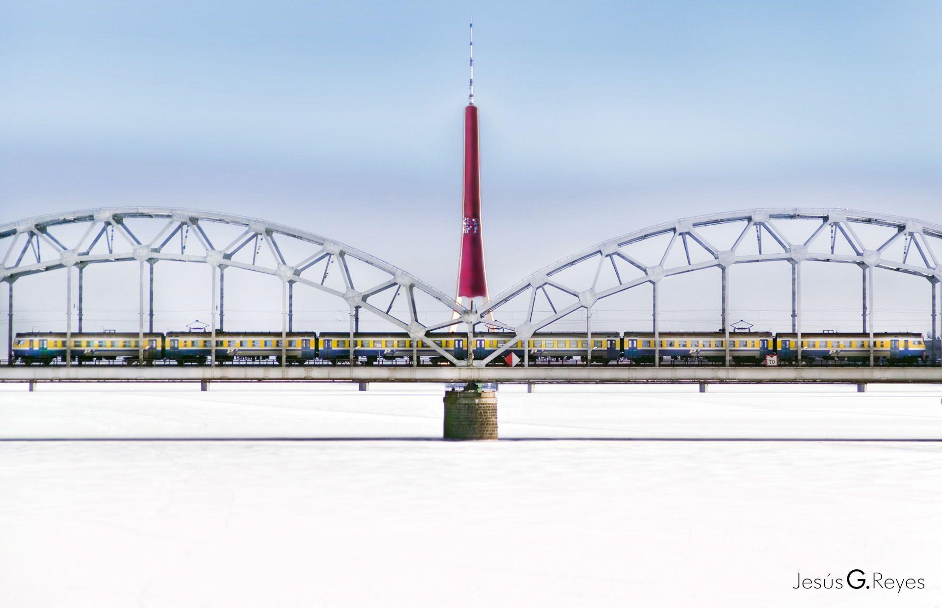 Riga. Letonia